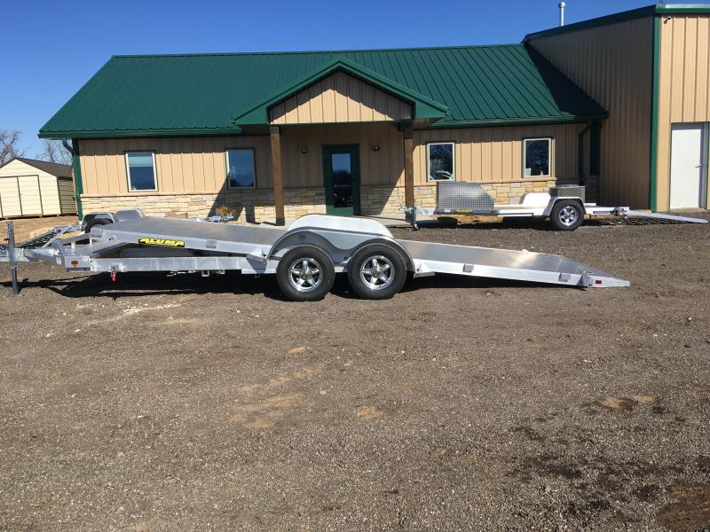 2020 Aluma 8220 Tilt Car / Racing Trailer