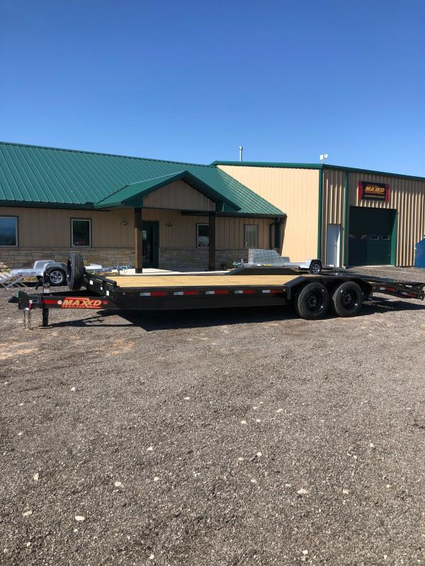 2020 MAXXD H8X Equipment Trailer