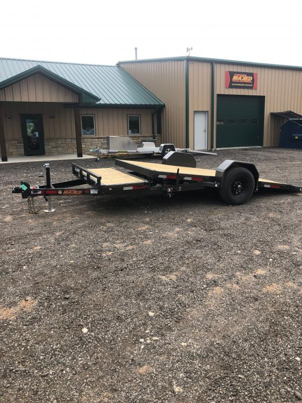 2020 MAXXD G4X Equipment Trailer