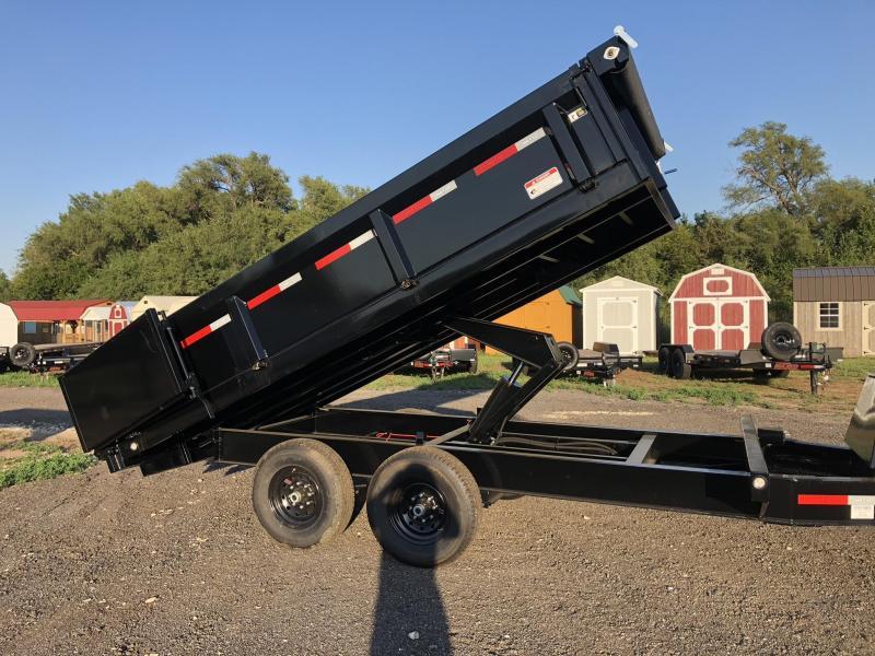 "2020 MAXXD 14'X96"" Deckover Dump Trailer"