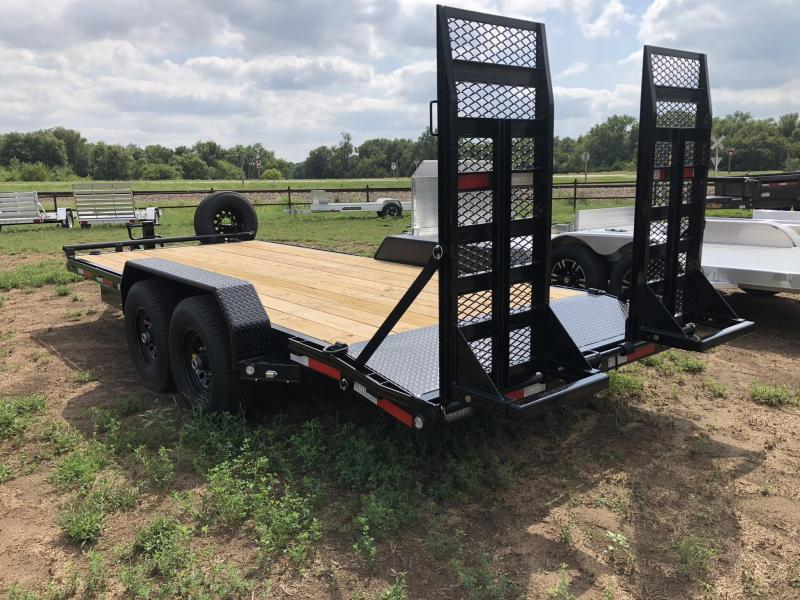 "2019 MAXXD C6X 18'X83"" Equipment Trailer"
