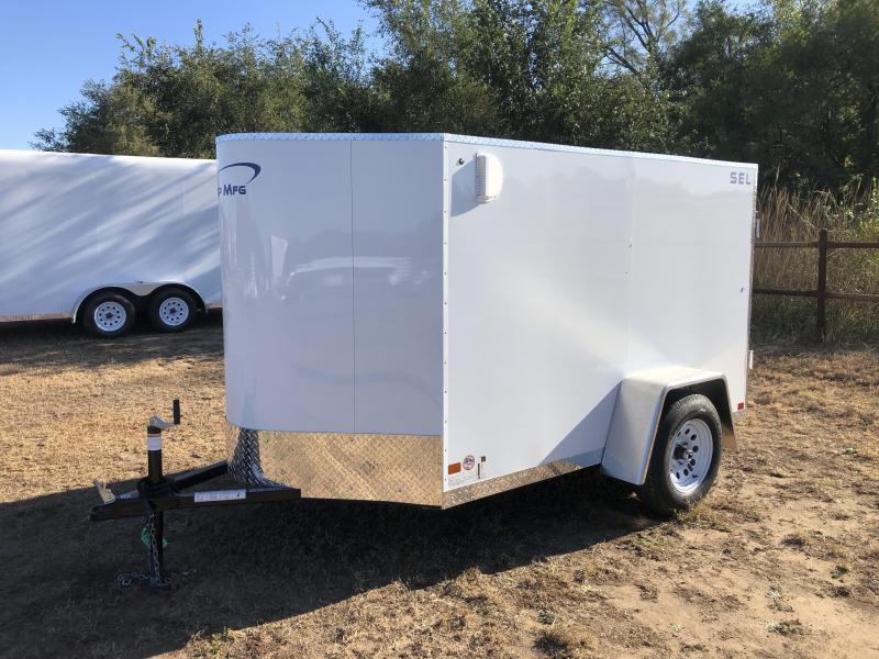 2020 Sharp SEL Enclosed Cargo Trailer