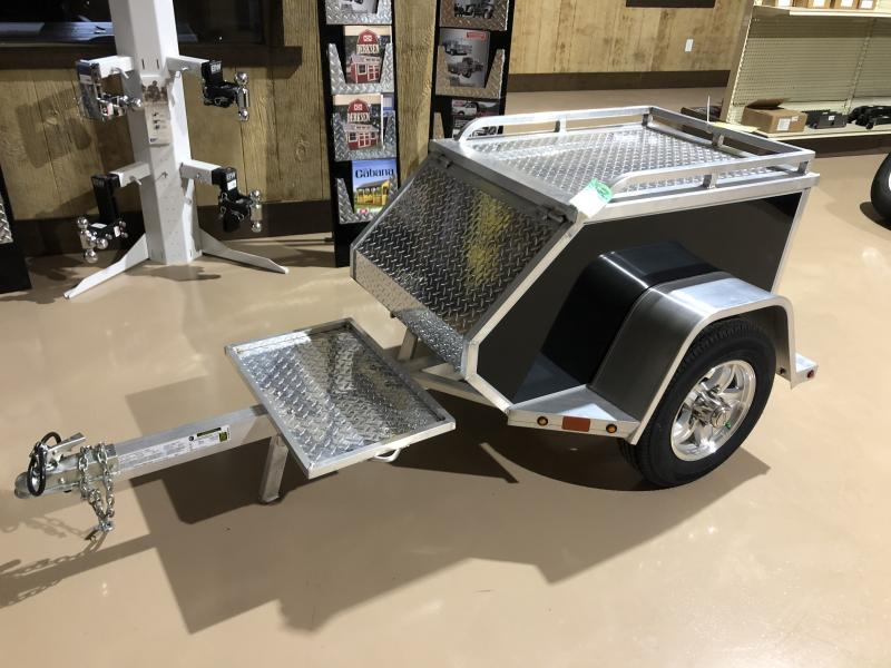 2021 Aluma MCTS Motorcycle Trailer