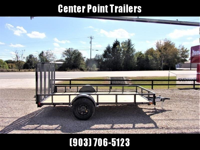 2020 Lamar Trailers 77x12 Single Axle Utility GVWR 2995 Utility Trailer