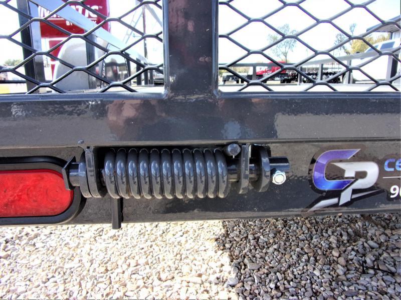 2020 Lamar Trailers 77x12 Single Axle Utility GVWR 2995 Utility Trailer
