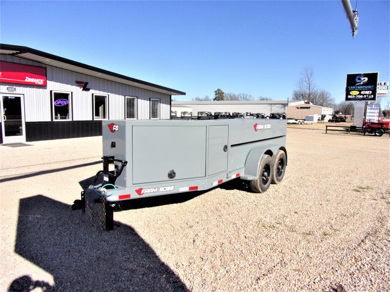 2020 Farm Boss Multi Tank Trailer GVWR 14K