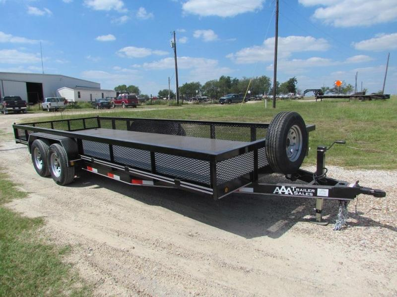 New Inventory Aaa Trailer Sales Flatbed Equipment