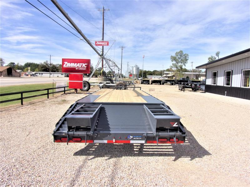 2020 Lamar Trailers 102 X 24 BP Deck-Over Flatbed GVWR 14K