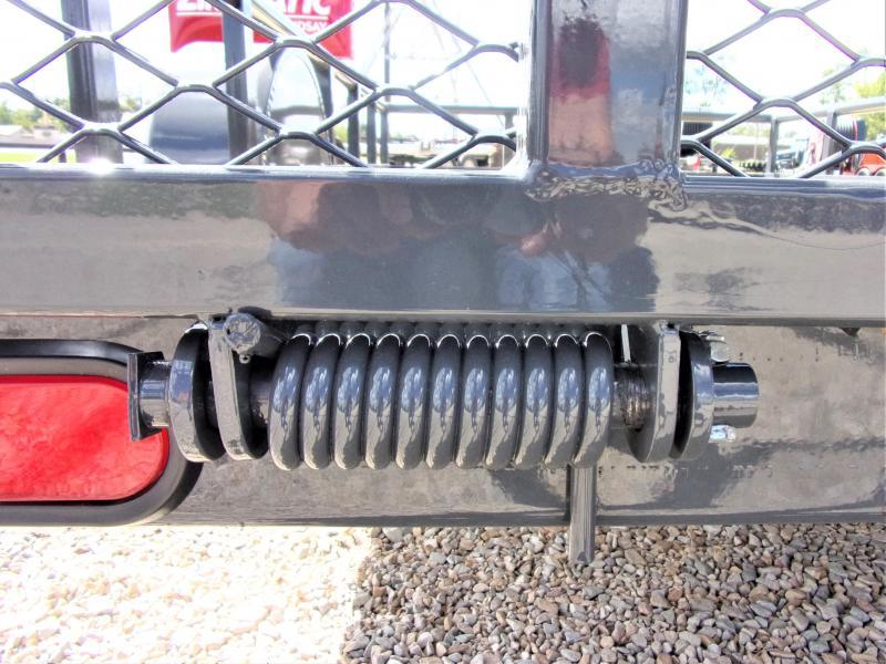 2020 Lamar Trailers 83x12 Single Axle Utility GVWR 2990