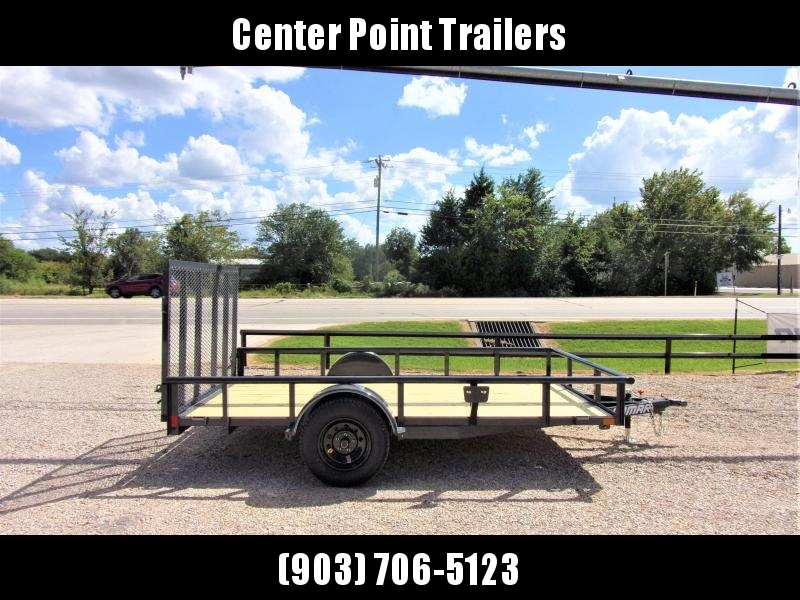 2020 Lamar Trailers 83x12 Single Axle Utility GVWR 2990