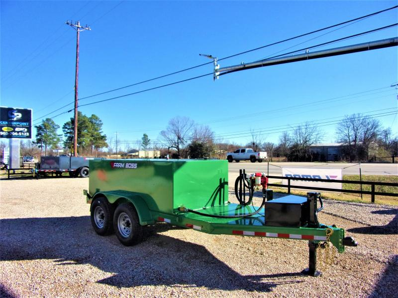 2019 Farm Boss FB990 Tank Trailer 990 Gal GVWR 14K