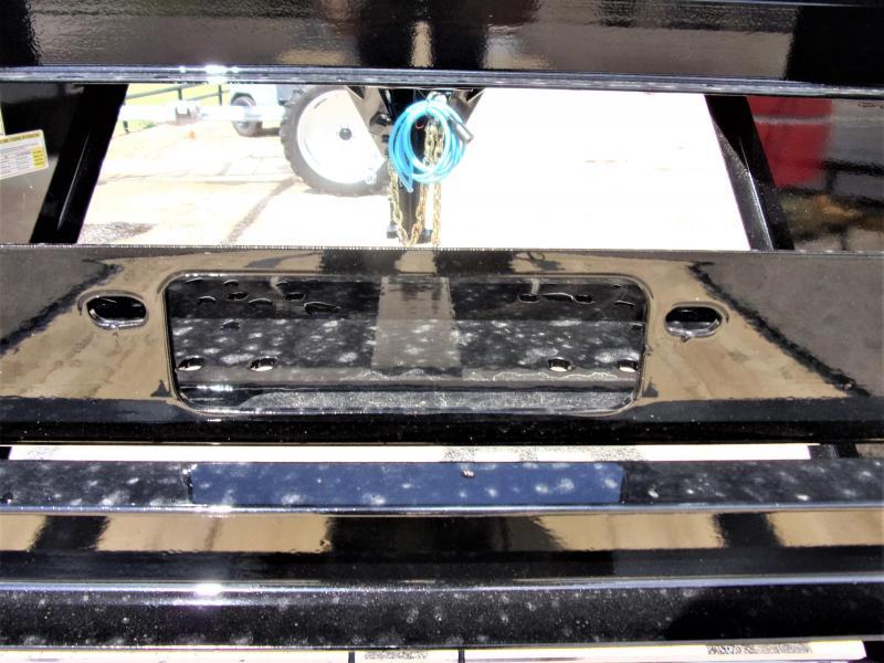 "2020 Lamar Trailers 102"" X 36' Gooseneck Low Pro XD Deckover GVWR 20000"