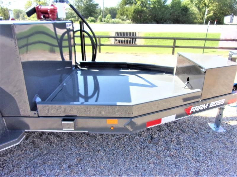 2020 Farm Boss FB350 Tank Trailer 350 Gal GVWR 5K
