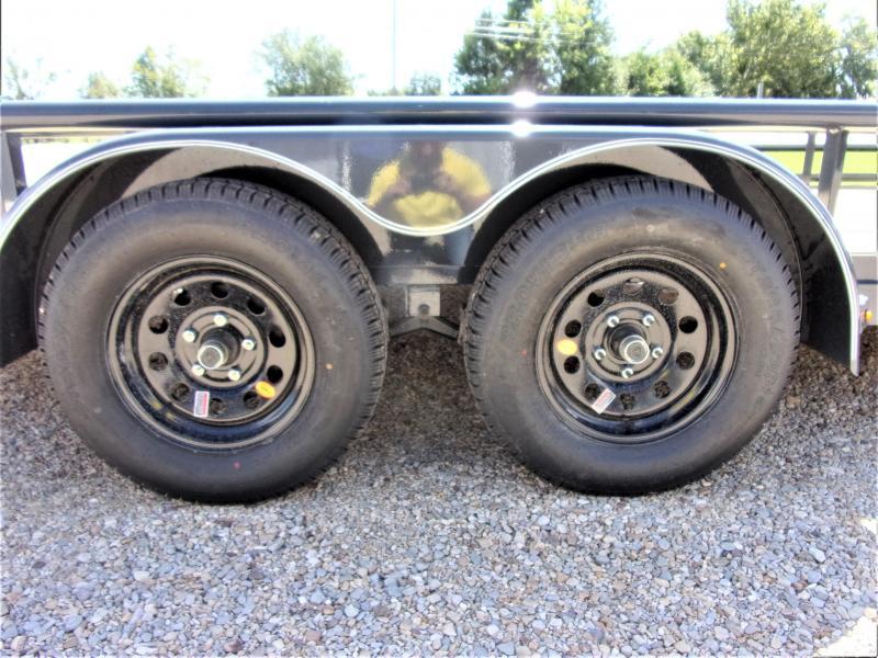 2020 Lamar Tandem Axle Utility Trailer 83 X 18 GVWR 7K