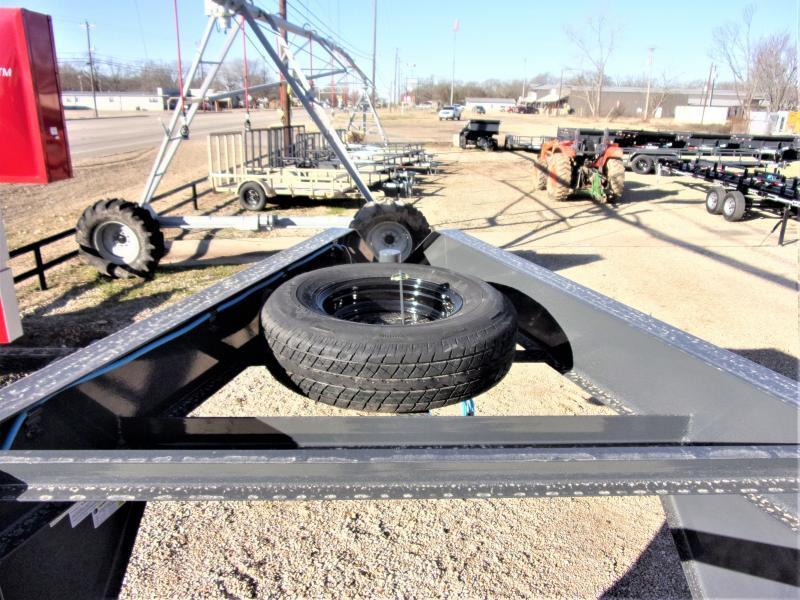 """2020 Lamar Deck Over Tilt Deck 102""""x26' GVWR 14000"""