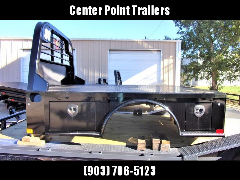 2019 CM SK Skirted Model Truck Bed With Install Kit
