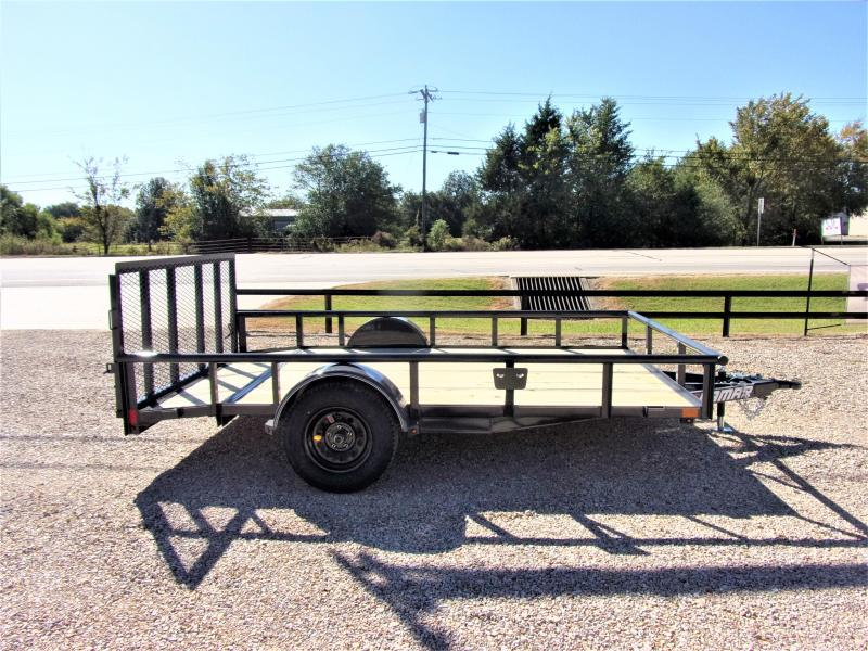 2020 Lamar Trailers 83x12 Single Axle Utility GVWR 2995