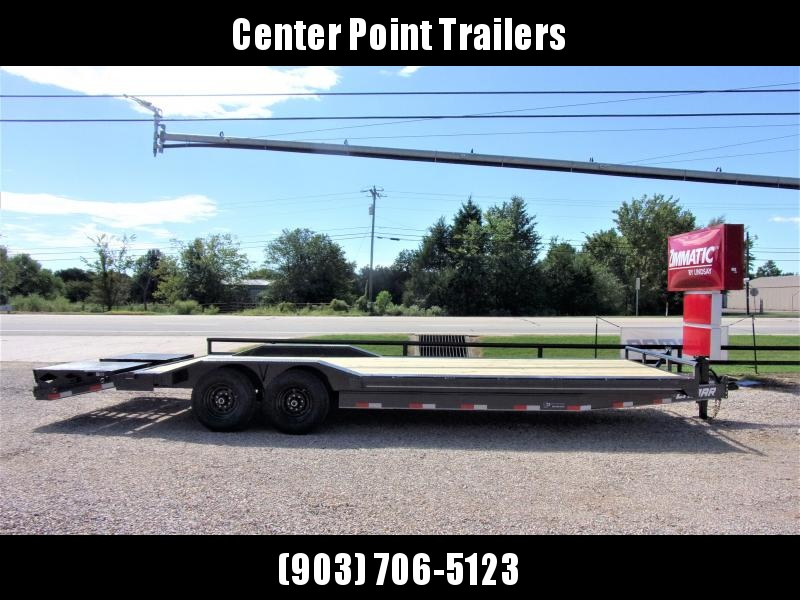 "2020 Lamar 102"" X 26' HD Equipment Hauler GVWR 14K"