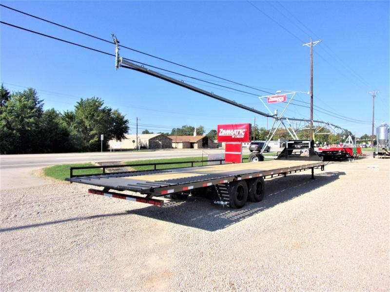 "2020 Lamar Trailers 102"" x 36' XD Gooseneck Deck Over Hydraulic Tail GVWR 20K"