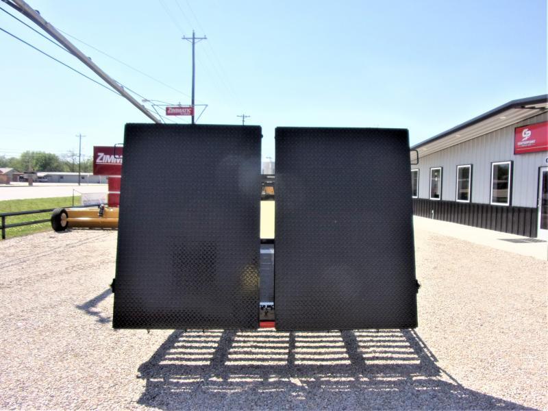 2019 Lamar 102 X 40 Gooseneck Low Pro XD Deck Over GVWR 24K