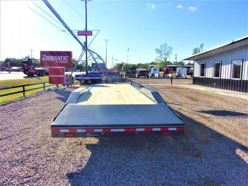 "2019 Lamar 102"" X 26' HD Equipment Hauler GVWR 14K"