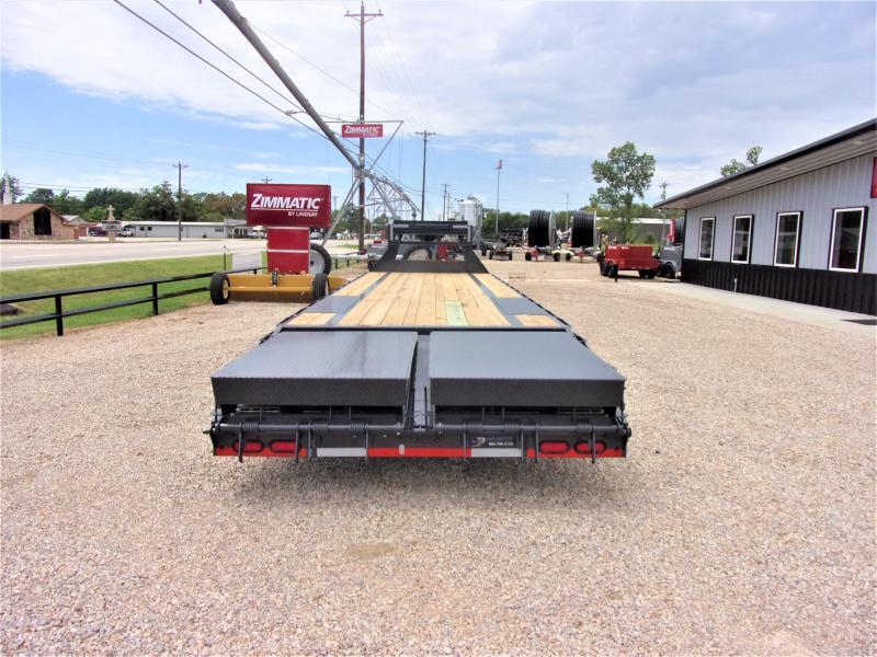 "2019 Lamar 102"" X 30' Gooseneck Low Pro Deck Over GVWR 14K"