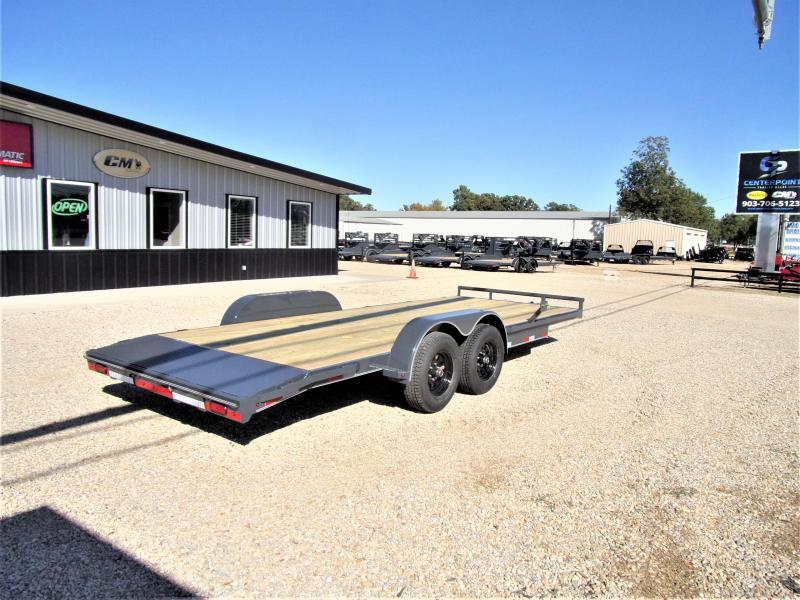 "2020 LAMAR TRAILERS 83"" X 20' CLASSIC CAR HAULER 10K"