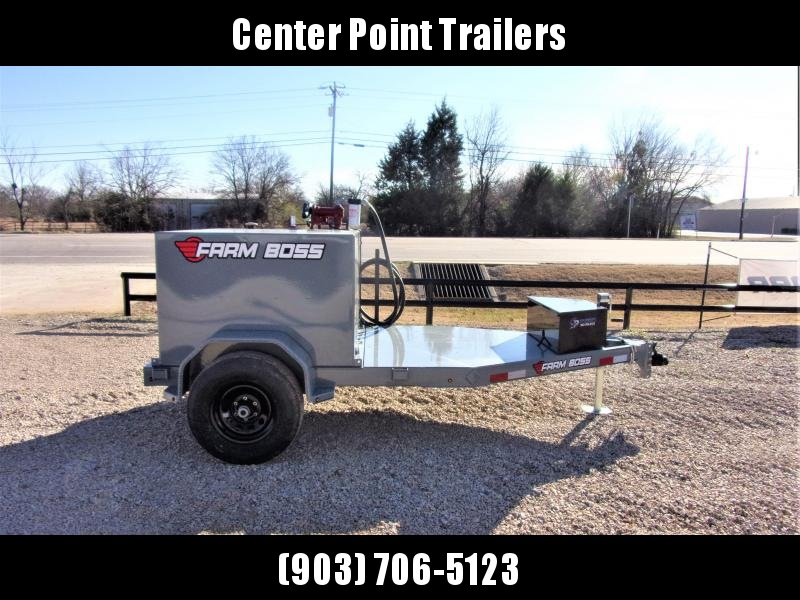 2020 Farm Boss FB430 Tank Trailer 430 Gal GVWR 5K
