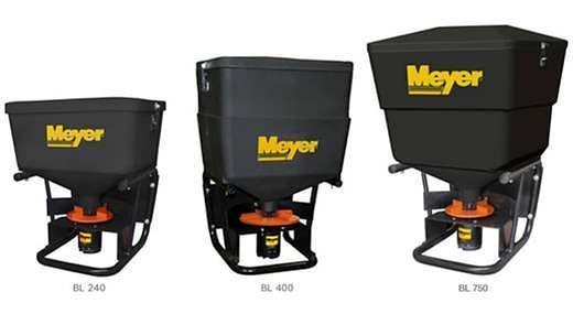 Meyer Base Line Tailgate (3.7cf / 6.3cf / 10.7cf)