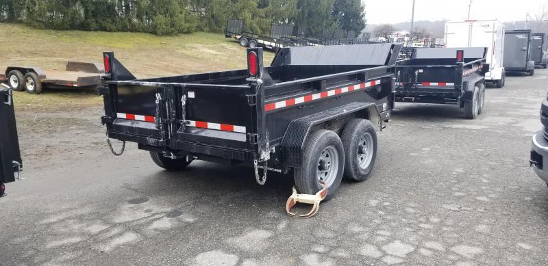 Sure-Trac 72in x 10 LProfile Single Ram Dump 10k