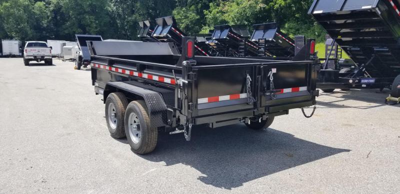 72in x 10 Sure-Trac  LProfile Single Ram Dump 10k