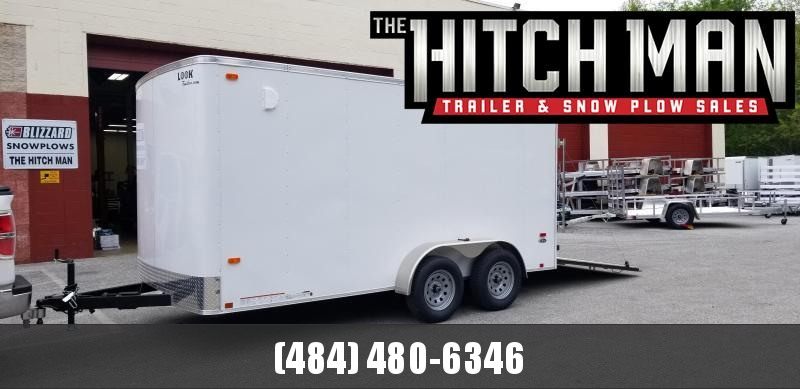 7x14 Look ST Cargo Trailer 7k