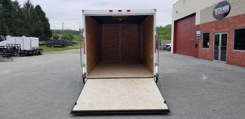 7x14 Look ST Cargo Trailer 7k