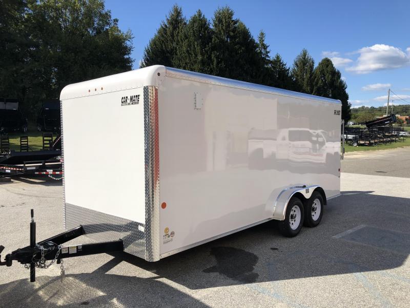 7x18 Car-Mate Custom Cargo 7k