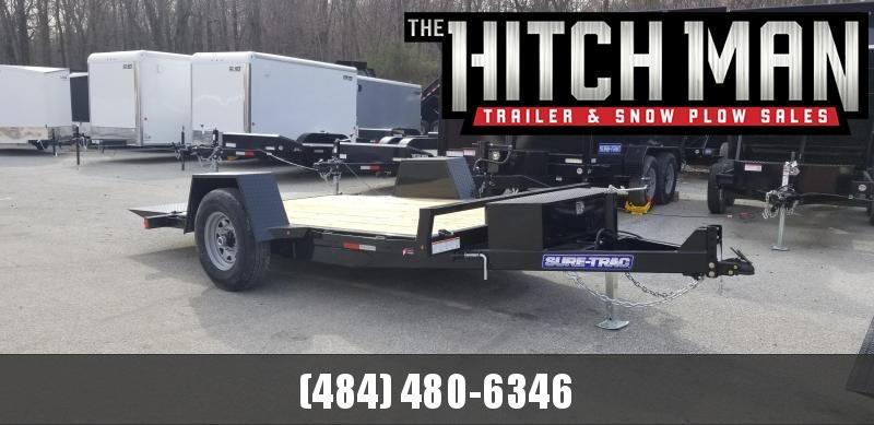 Sure-Trac 78in x12 Tilt Bed Equipment 7.8K