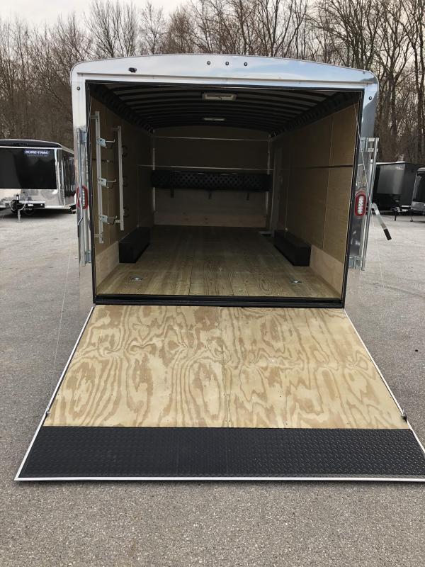 Sure-Trac 8.5 x 20 Landscape Pro RT Cargo TA 10k