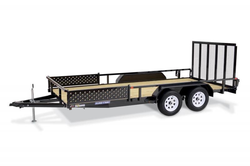 7 X 12 Sure-Trac ATV Tube Top Utility 3k