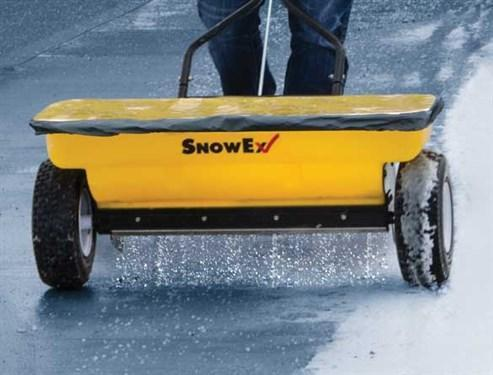 SnowEx Walk-Behind Drop Spreaders