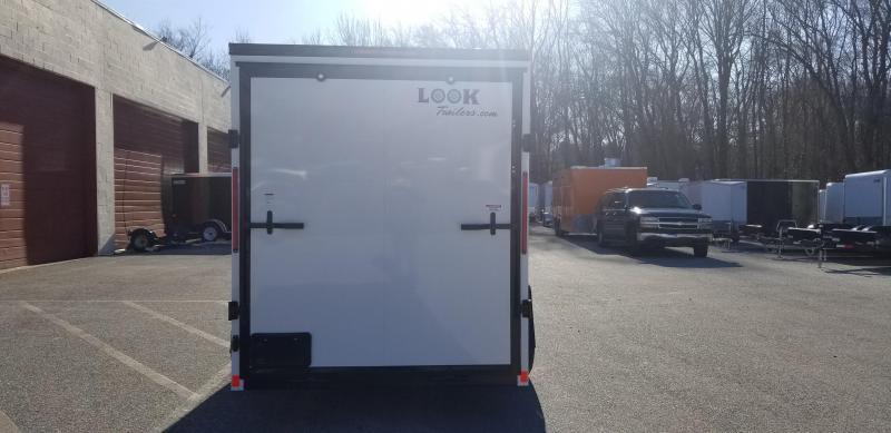 6x12 Look Element SE Enclosed Cargo Trailer 3k