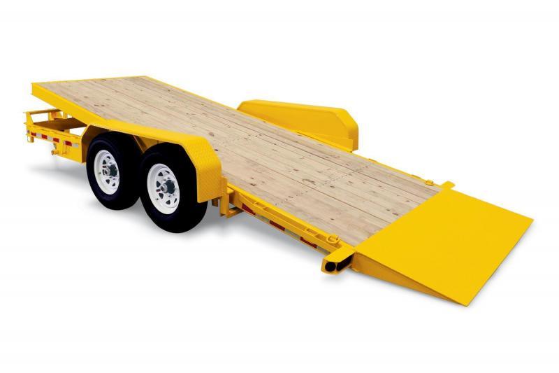 7 x 18 Sure-Trac Tilt Bed Equipment 14k