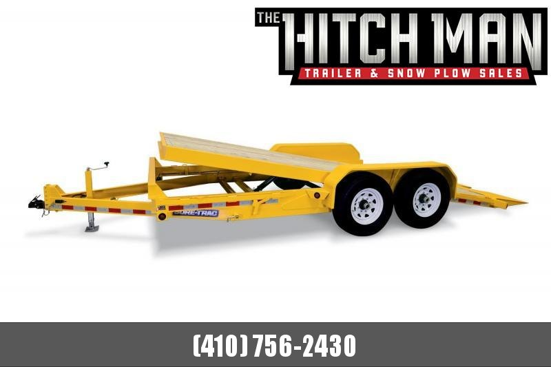7 x 18 Sure-Trac Tilt Bed Equipment 14k
