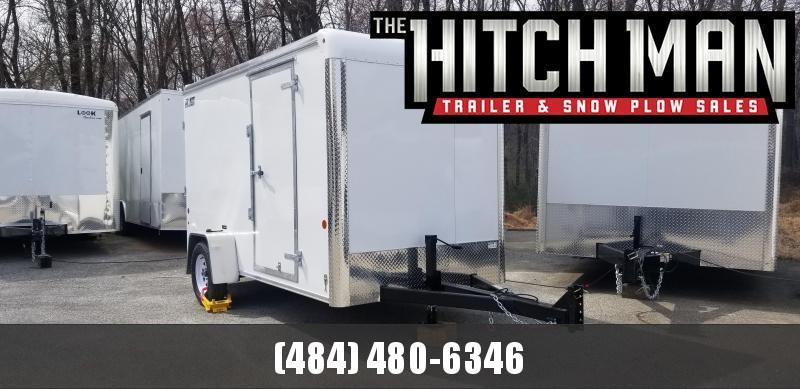 2020 Car Mate Trailers 6 x 12 Custom Cargo 3k Enclosed Cargo Trailer