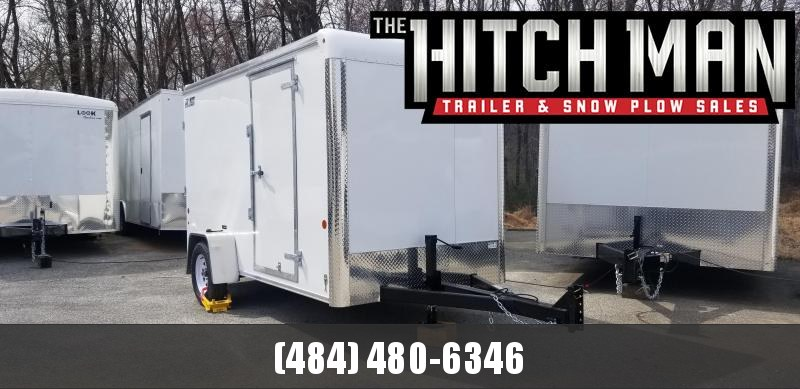 2020 Car Mate Trailers 6 x 12 Custom Cargo 3k Enclosed Cargo Trailer