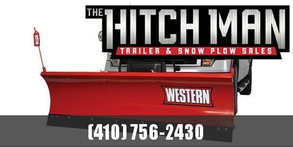 Western HTS-Half Ton Snow Plow