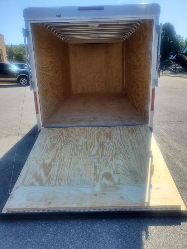 7 X 14 Car Mate Liberty Sport V-Nose Enclosed Cargo 3.5k