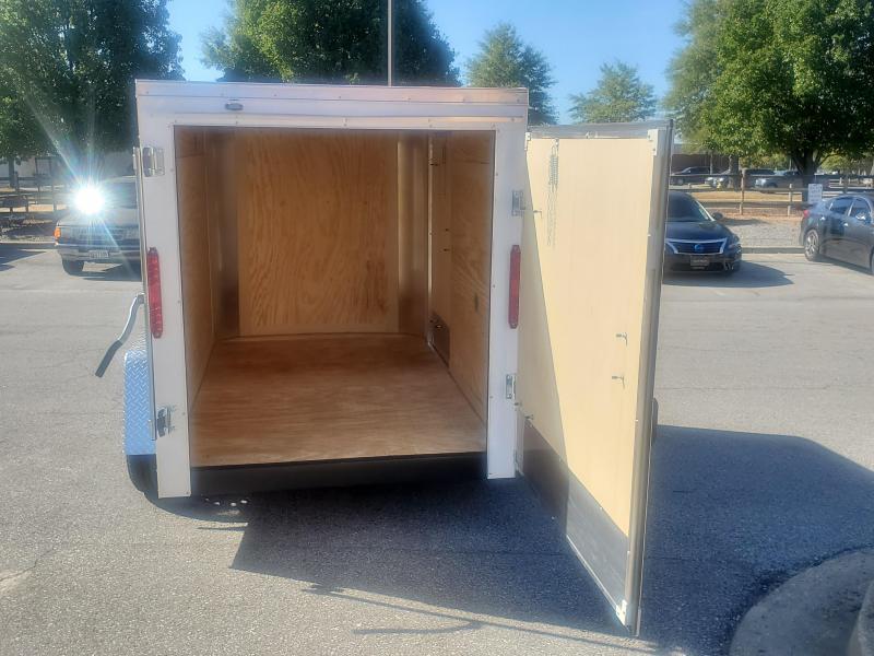 5 x 8 Homesteader Fury Enclosed Cargo Trailer 3k