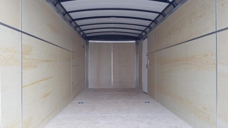 7 x 18 Sure-Trac Pro Series RT Cargo Trailer 7K