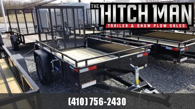 5 x 8 Sure-Trac Steel High Side  3k