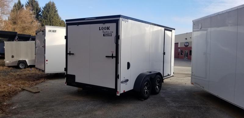 7 x 14 Look Element SE Enclosed Cargo Trailer 7k