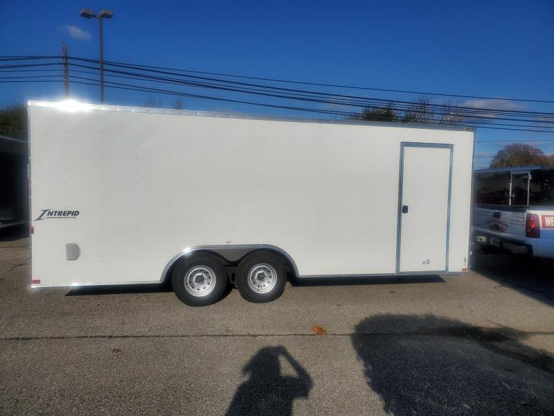 8.5 x 20 Homesteader Intrepid V-Nose Cargo Trailer 10k